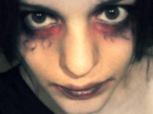 Halloween Night Reminiscing